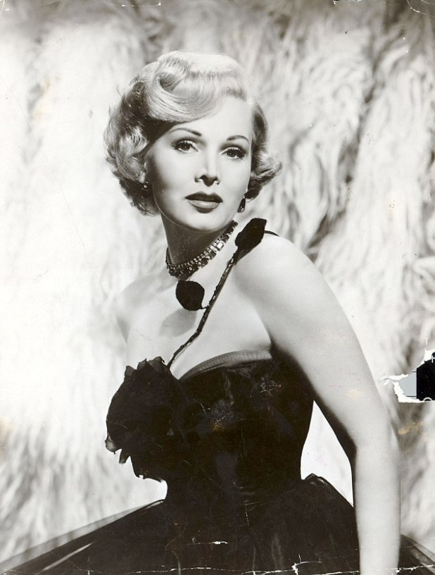 Ill health:Gabor, pictured in her heyday in the film Lovely to Look At, has been in declining health since a car crash in 2002 and an accident in 2010 when she fell out of bed while trying to answer the telephone