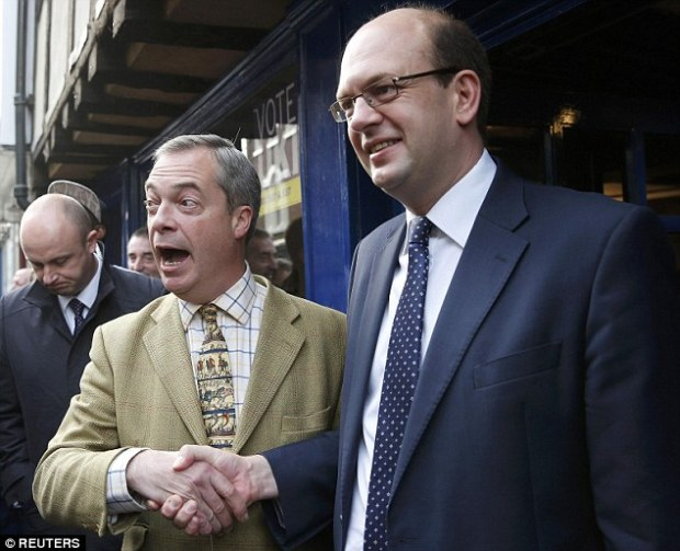 Ukip won two of the three by-elections in question despite accusations that the Conservatives outspent them by tens of thousands of pounds