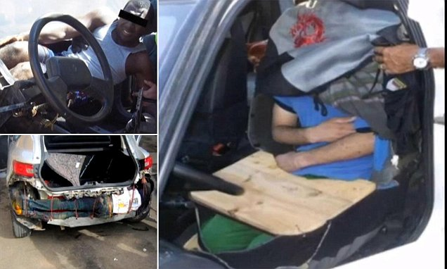 Spanish border police reveal different methods people traffickers use to smuggle migrants
