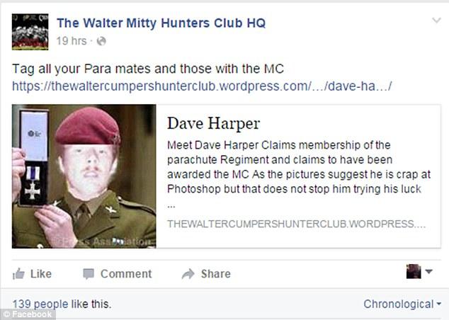 Afbeeldingsresultaat voor walter mitty hunters club
