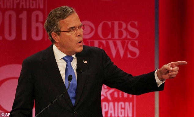 Donald Trump Takes 9/11 Truth Prime Time - JEB Forced Out Of Race