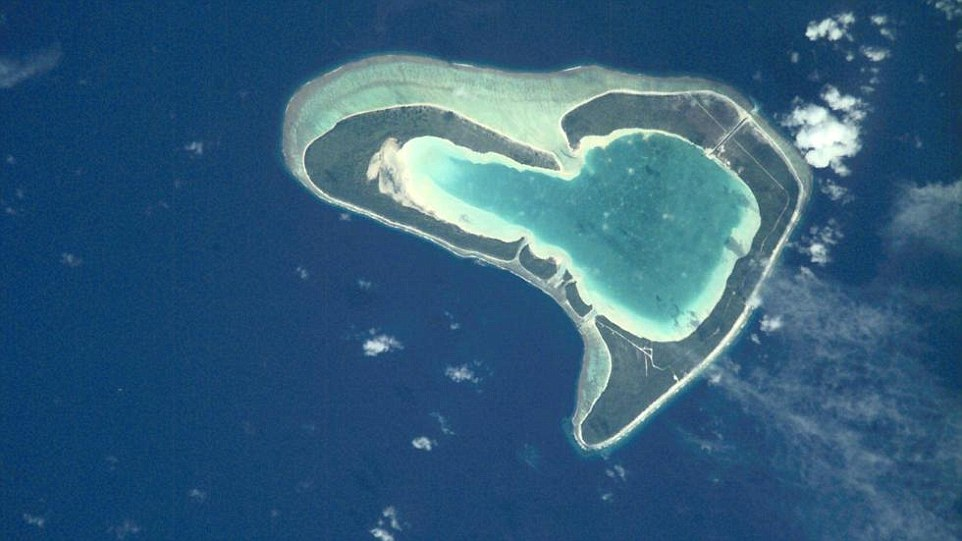 Travellers can also visit Tupai, a tiny atoll located just north of Bora Bora, with flights available to tour or tie the knot on the stunning island