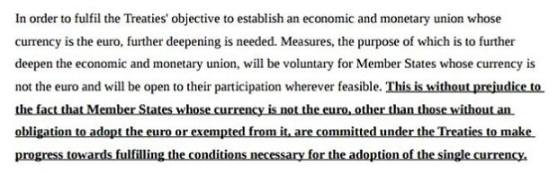 The second draft of Mr Cameron's proposals highlighted problems around the deal on the currency, pictured. Government sources today made clear the issue was not yet resolved as the final summit began