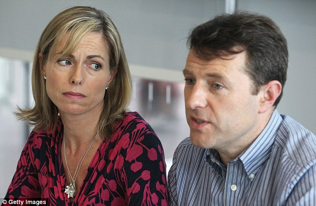 Kate and Gerry McCann (pictured above) didn't deserve £11million of our cash to look for Maddie or try to resolve their consciences or salvage reputations. Others have greater need, writes Katie Hopkins