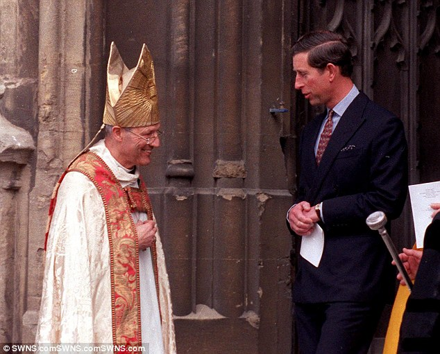 Image result for Former Archbishop of Canterbury admits he deserves criticism over ex-bishop sex abuse 'cover up'