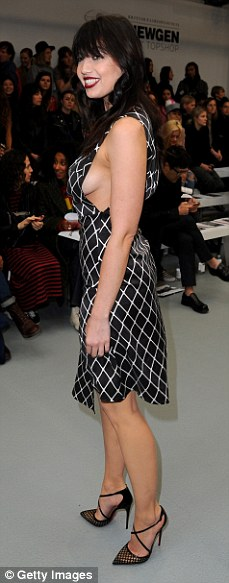 Where does she put them all? Tuesday marked the final day of the Autumn/Winter '16 season of London Fashion Week and Daisy Lowe ensured she went out with a bang as she modelled four different outfits - ending up at the ELLE Style Awards