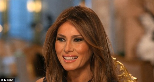 Image result for photo of melania trump