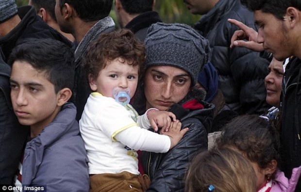 Austria hosted a meeting of the countries along the western Balkan route preferred by most migrants