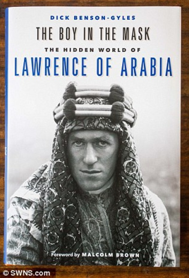 The Boy in the Mask - The Hidden World of Lawrence of Arabia will be released on Tuesday March 1