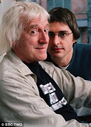 Savile and Louis Theroux