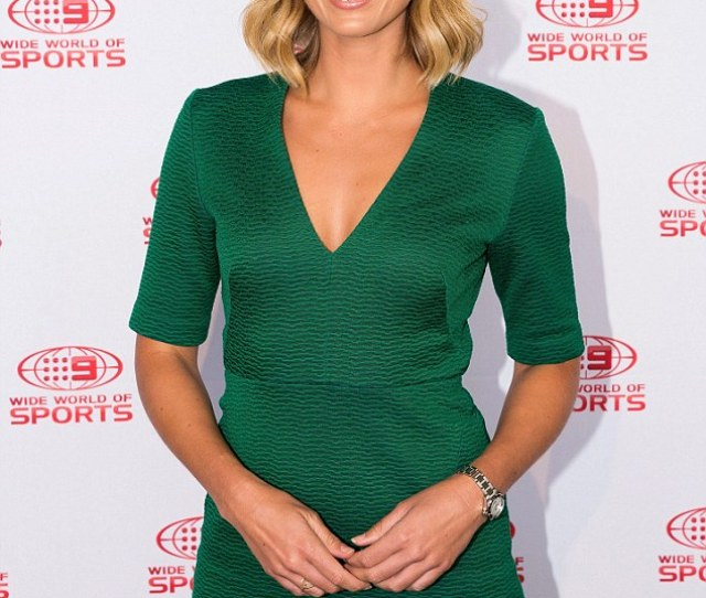 Loving Her Role Sylvia Replaced Georgie Gardner As News Reader On The Today Show In