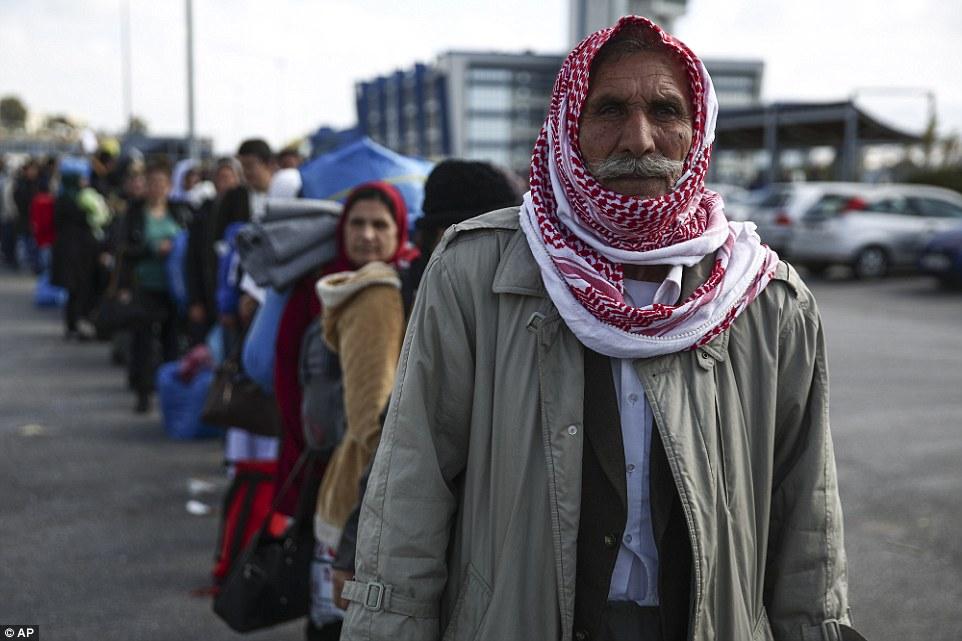 rifugiati grecia
