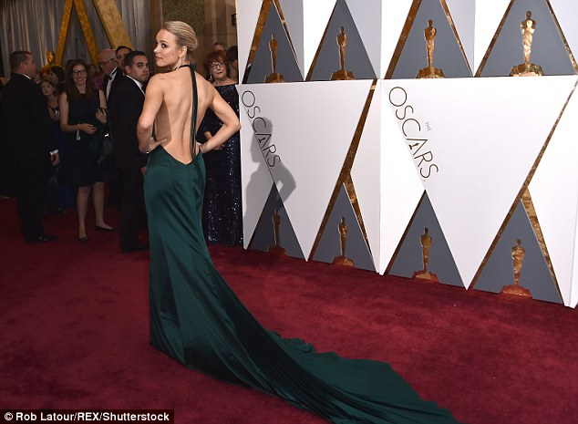 Image result for rachel mcadams oscar dress 2016