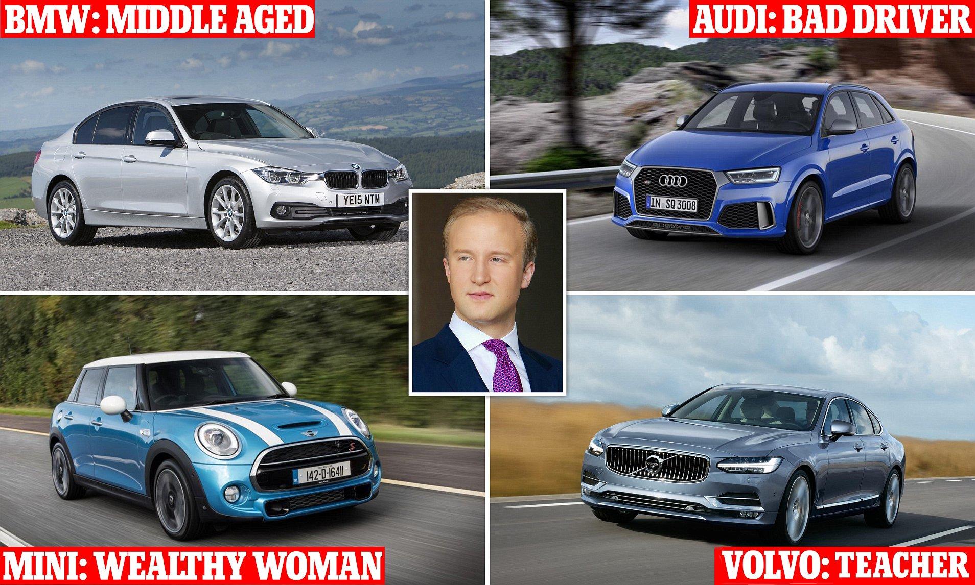 Automarken Und Das Image Ihrer Fahrer Porsche Bmw Vw Was Ihr
