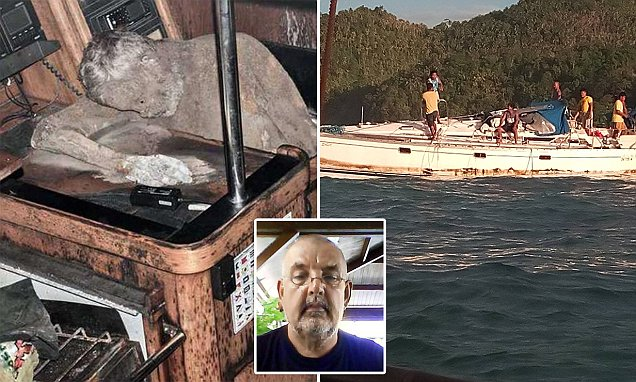 Could Mummified German Sailor Manfred Fritz Bajorat Have Been Found ALIVE Daily Mail Online