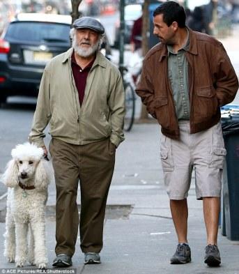 Kuvahaun tulos haulle Meyerowitz Stories (New and Selected) a dog
