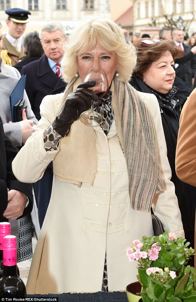 Camilla will spend some time finding out about how sexual violence was used as a weapon of war