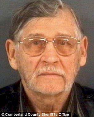 Authorities have already charged rally attendee 78-year-old John McGraw with disorderly conduct and communicating threats