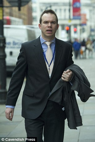 Dr Rupert Pemsel (pictured), 32, faces being struck off