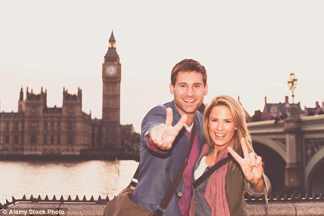 In Britain, the V sign is acceptable if the palm faces away from the signer, but not the other way around