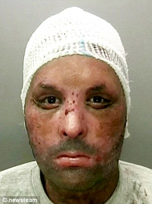 Muhammed Hammad, 30, was jailed for murder after dousing his wife with petrol and setting her on fire