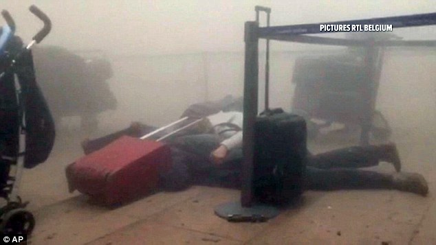 The twin explosions, carried out by the same ISIS cell responsible for the Paris attacks, killed 10 people