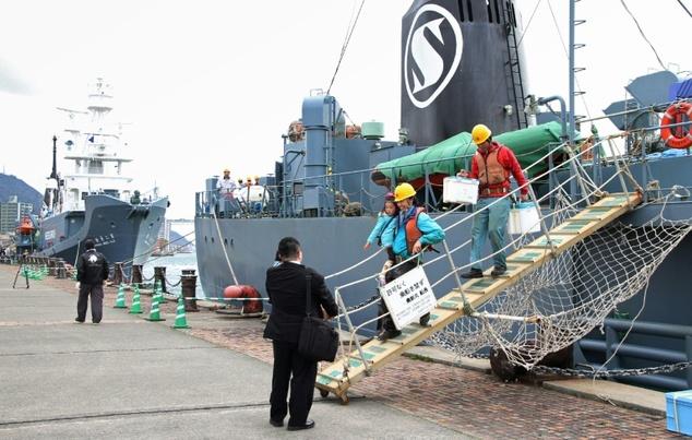 Image result for whale hunts japan