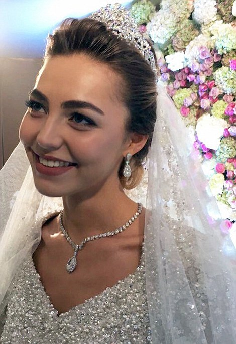 Mikhail Gutserievs Son Gets Married In Lavish Ceremony