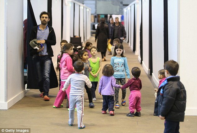 The large amount of financial investment will be used to restructure refugee camps and provide designated protective spaces for women and children