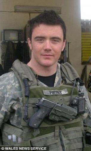 Lance Corporal Tommy Brown was killed by a bomb blast while on a foot patrol in Helmand in 2009