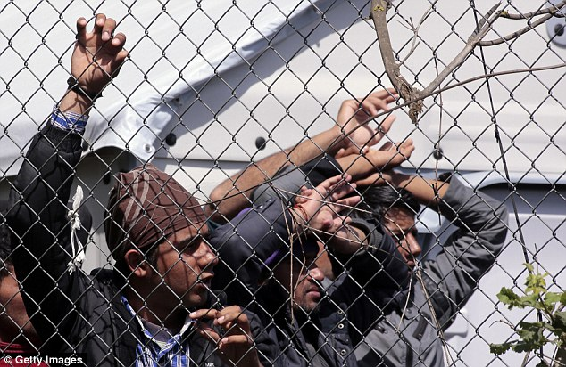 Greece has found itself at the epicentre of Europe's biggest migrant crisis since the Second World War