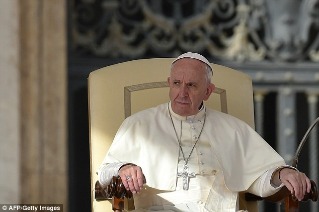 Pope Francis this morning released new guidelines determining the Church's stance on historically conservative issues such as homosexuality, marriage and divorce, and the family