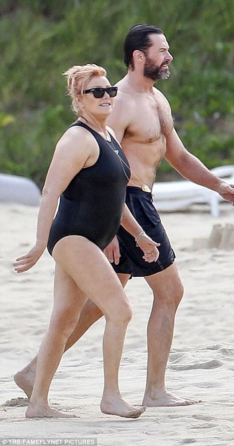 PICTURE EXCLUSIVE Hugh Jackman And Deborra Lee Furness