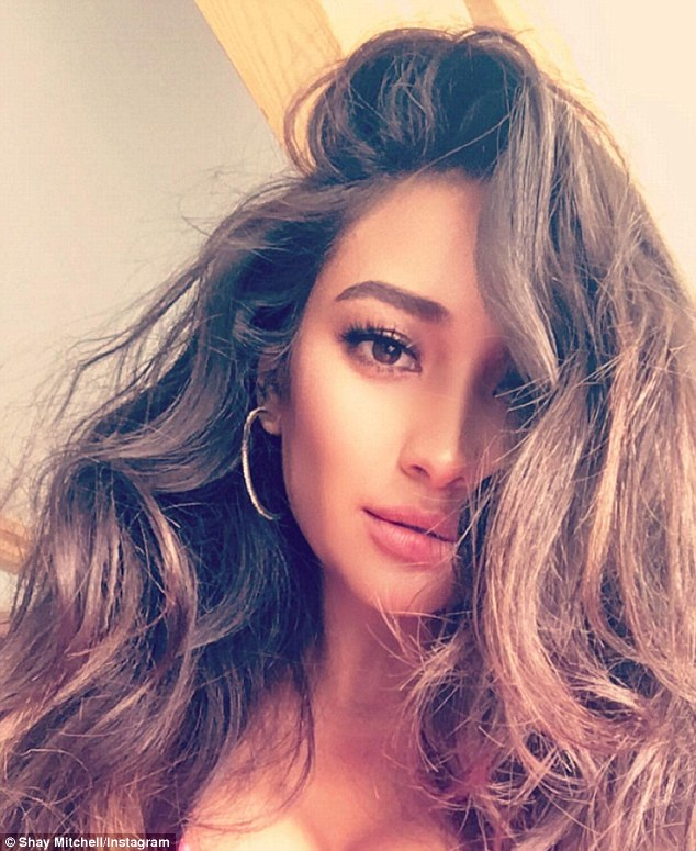 Shay Mitchell Asks Women To Stop Trying To Be Kim