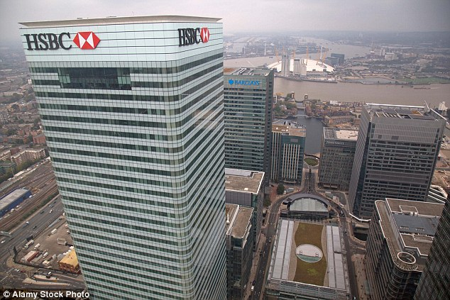 Threat: HSBC could lose its US banking licence if American authorities decide to investigate it over the Panama Papers tax leaks