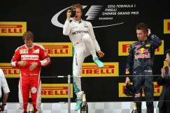 Image result for Rosberg extends lead over Hamilton with victory