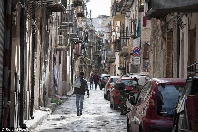 Gangs:Experts say that African criminal gangs have entered Sicily alongside law-abiding migrants, sparking fears of a bloodbath between the mafia and its new competition
