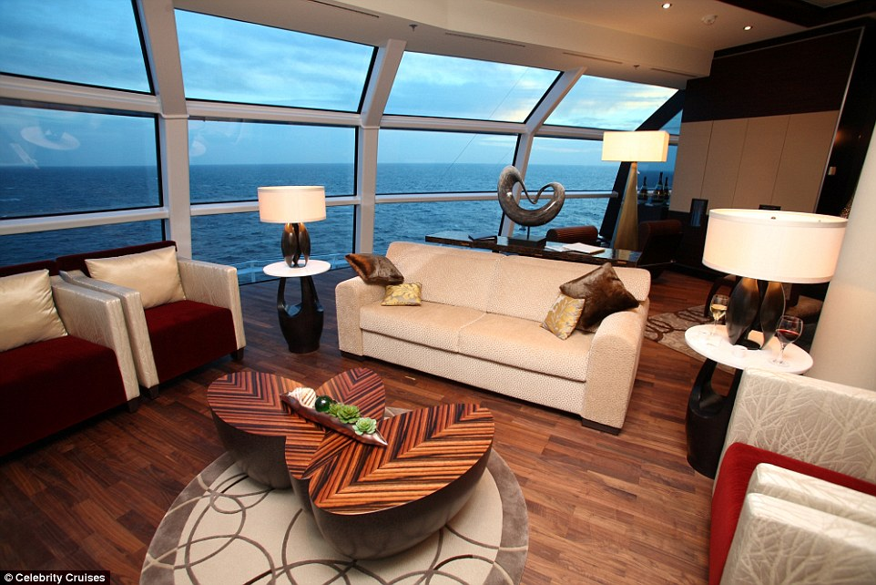 31 Luxury Suites On Cruise Ships