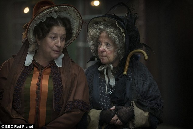 BBC Axes Dickensian After Just One Series Following Falling Ratings Daily Mail Online