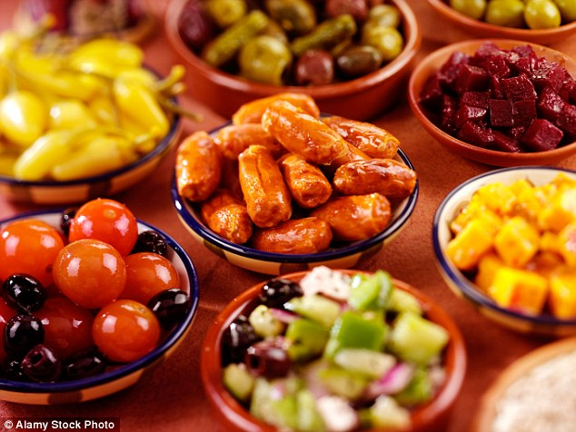 Academy president Rafael Anson called the snacks 'the very model of food' and said a formal presentation will be made