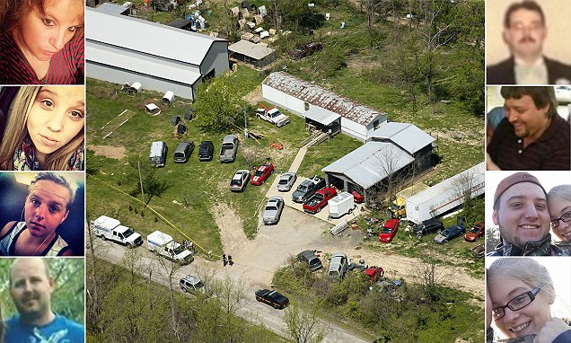 Ohio detectives find marijuana operations in 3 of the homes where family were slain