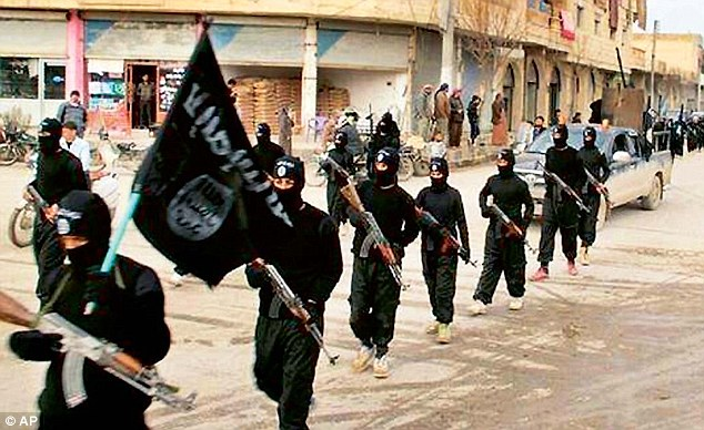Warning: A cell of 'seven or eight' ISIS terrorists are already in Sweden and planning on carrying out a terrorist attack in the capital, according to Iraqi security services