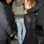 Mariah Carey's Risque Style In LA