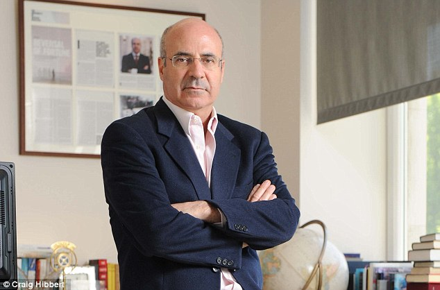 Campaigner: Bill Browder now lobbies against corruption in Russia