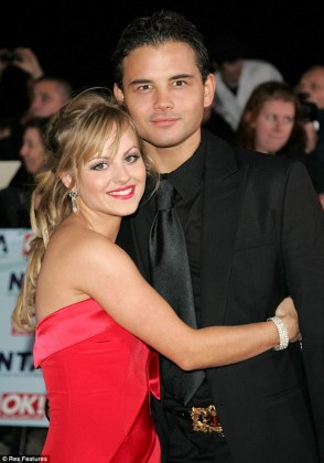Coronation Street star Tina O Brien is engaged to boyfriend Adam     Famous ex  Tina has a daughter Scarlet with her former boyfriend Ryan Thomas