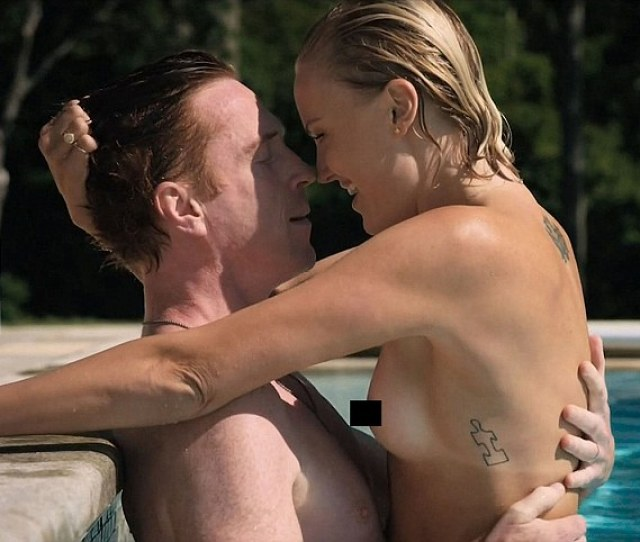 Steamy Scenes Both She And Damian Lewis Strip Naked For Racy Scenes In New Television