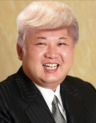 Image result for donald trump kim jong un