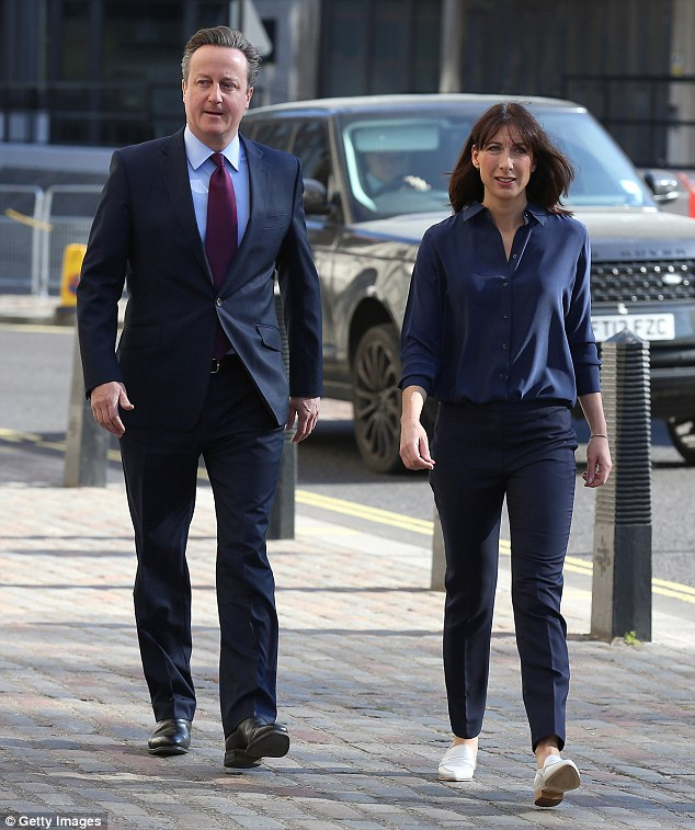 The Prime Minister indicated that he was looking for a 'run about' for his wife, Samantha Cameron