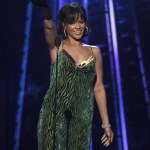 Rihanna Takes Home Billboard Chart Achievement Award