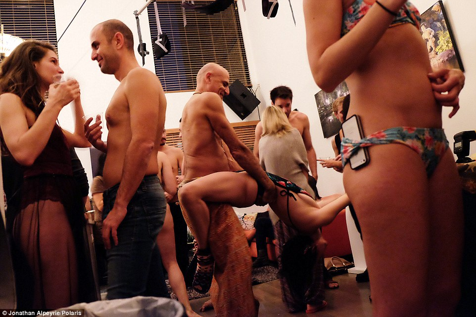 new york swinger parties